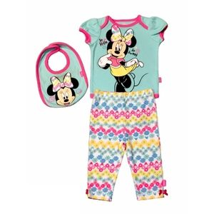 Baby girl minnie mouse outfit